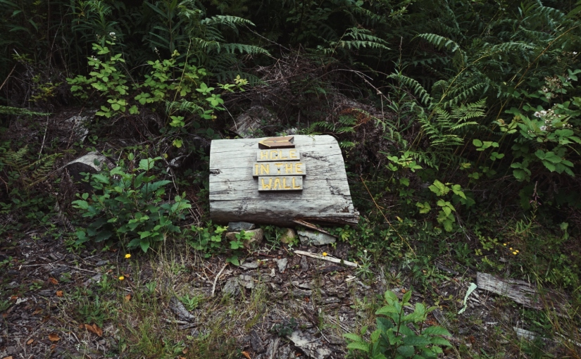 Port Alberni: Hole In TheWall