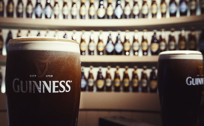 The Guinness Storehouse🍻